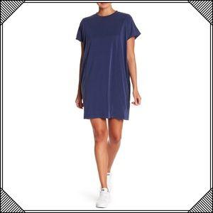 * Madewell T-Shirt Sandwashed Jersey Dress Swingy